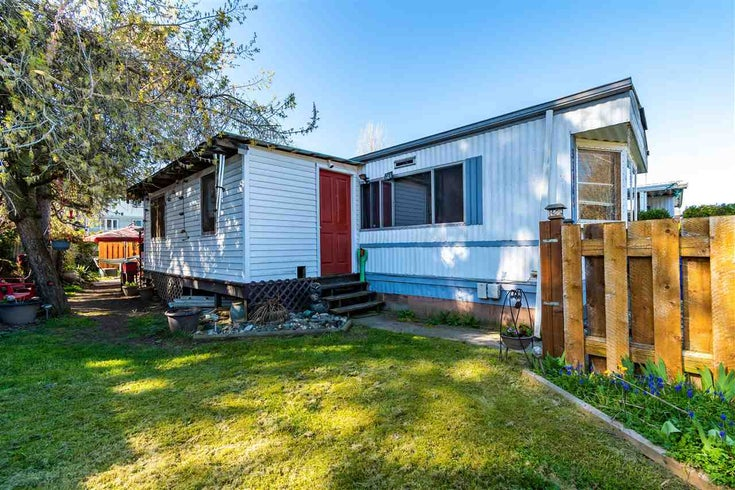 33968 GILMOUR DRIVE - Central Abbotsford Manufactured with Land for sale, 2 Bedrooms (R2580099)