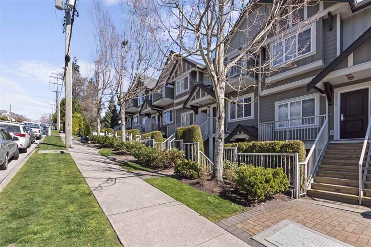 228 368 ELLESMERE AVENUE - Capitol Hill BN Townhouse for sale, 2 Bedrooms (R2580104)