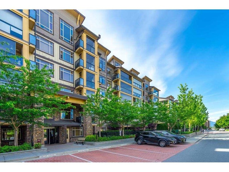 509 8067 207 STREET - Willoughby Heights Apartment/Condo for sale, 1 Bedroom (R2580109)