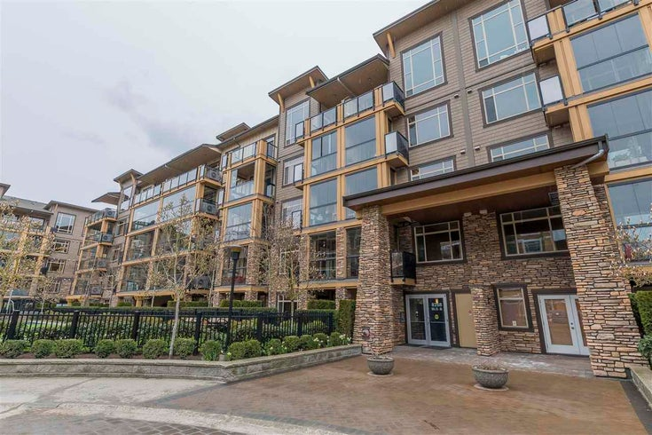 464 8258 207A STREET - Willoughby Heights Apartment/Condo for sale, 2 Bedrooms (R2580137)