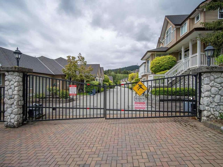 25 1506 EAGLE MOUNTAIN DRIVE - Westwood Plateau Townhouse for sale, 3 Bedrooms (R2580150)