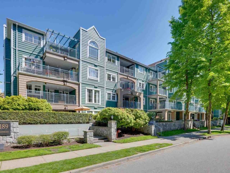 301 1189 WESTWOOD STREET - North Coquitlam Apartment/Condo for sale, 2 Bedrooms (R2580167)