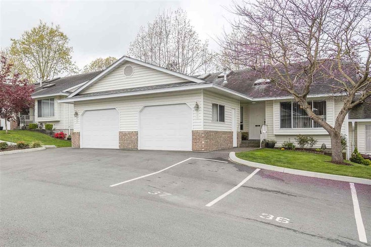 37 3054 TRAFALGAR STREET - Central Abbotsford Townhouse for sale, 3 Bedrooms (R2580186)