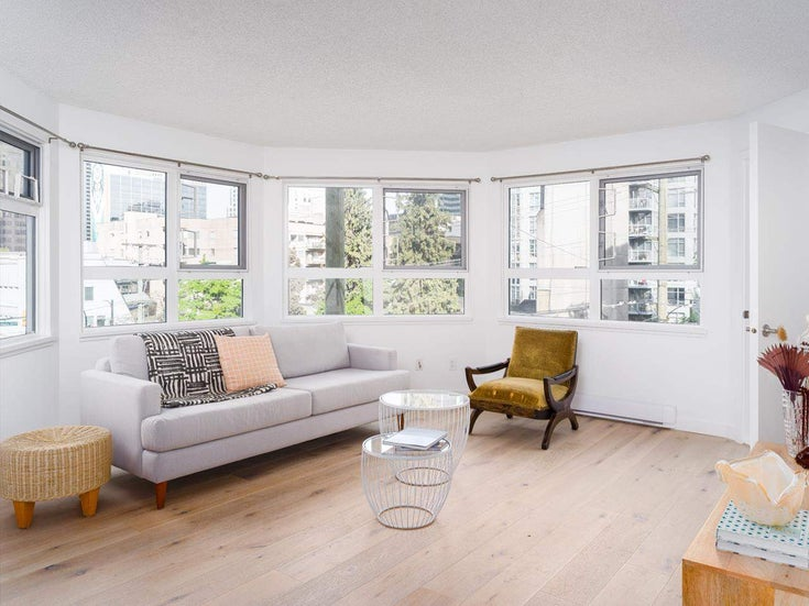 305 921 THURLOW STREET - West End VW Apartment/Condo for sale, 1 Bedroom (R2580196)