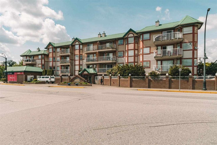 212 22661 LOUGHEED HIGHWAY - East Central Apartment/Condo for sale, 2 Bedrooms (R2580205)