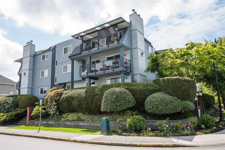 204 4926 48 AVENUE - Ladner Elementary Apartment/Condo for sale, 2 Bedrooms (R2580261)