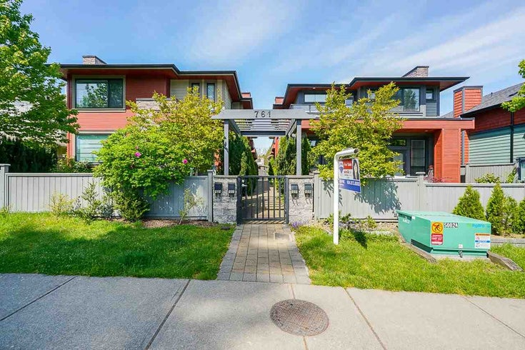 104 761 MILLER AVENUE - Coquitlam West Other for sale, 3 Bedrooms (R2580263)