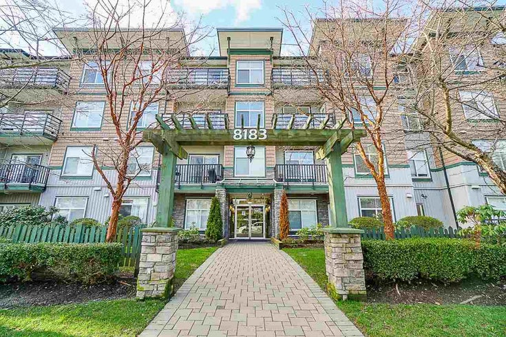 407 8183 121A STREET - Queen Mary Park Surrey Apartment/Condo for sale, 2 Bedrooms (R2580279)