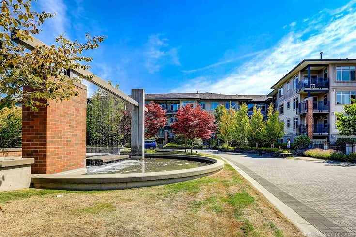 415 9299 TOMICKI AVENUE - West Cambie Apartment/Condo for sale, 3 Bedrooms (R2580304)