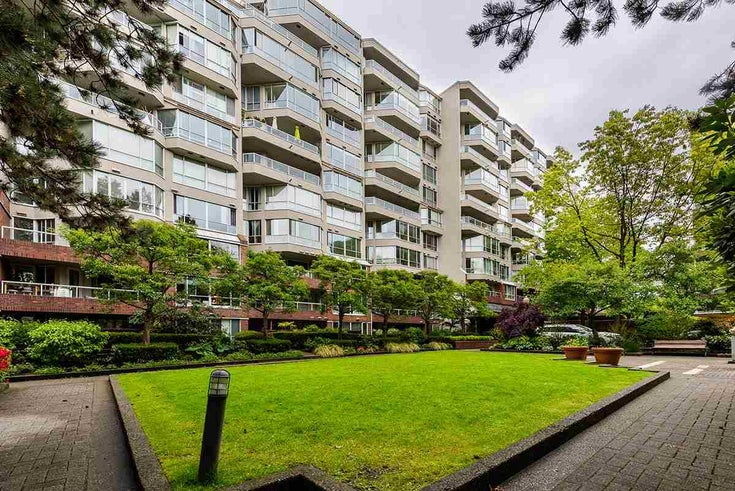 407 518 MOBERLY ROAD - False Creek Apartment/Condo for sale, 2 Bedrooms (R2580313)