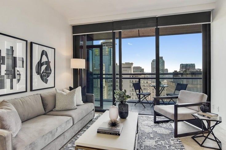 1905 838 W HASTINGS STREET - Downtown VW Apartment/Condo for sale, 2 Bedrooms (R2580342)