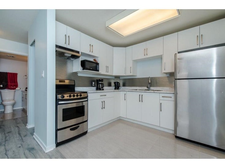 207 2567 VICTORIA STREET - Abbotsford West Apartment/Condo for sale, 1 Bedroom (R2580369)