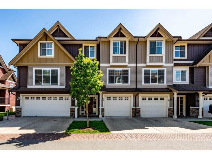23 9750 MCNAUGHT ROAD - Chilliwack E Young-Yale Townhouse for sale, 3 Bedrooms (R2580371)
