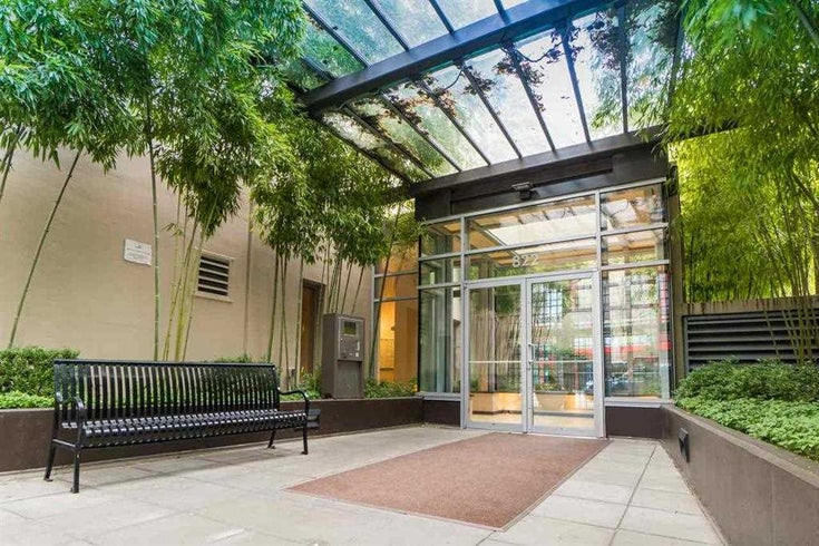 509 822 SEYMOUR STREET - Downtown VW Apartment/Condo for sale, 1 Bedroom (R2580424)