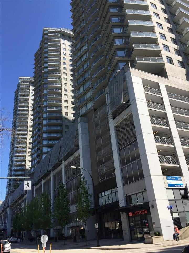 1209 898 CARNARVON STREET - Downtown NW Apartment/Condo for sale, 1 Bedroom (R2580447)