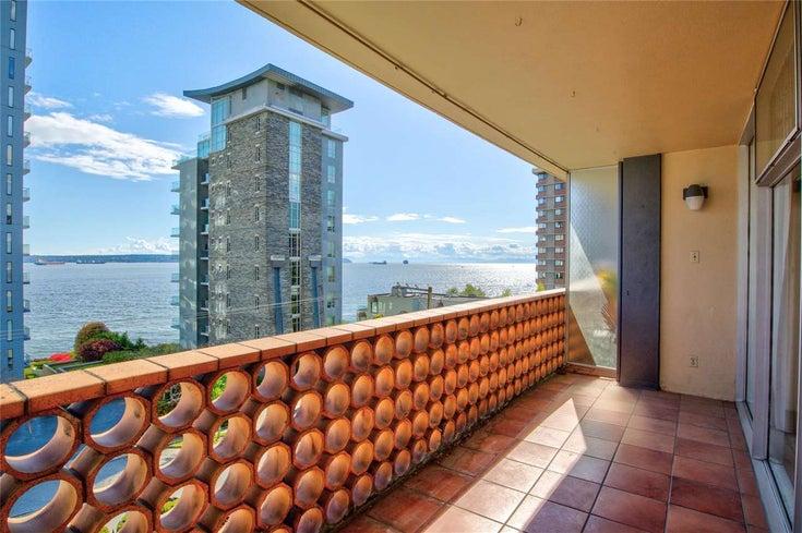 401 2135 ARGYLE AVENUE - Dundarave Apartment/Condo for sale, 2 Bedrooms (R2580465)