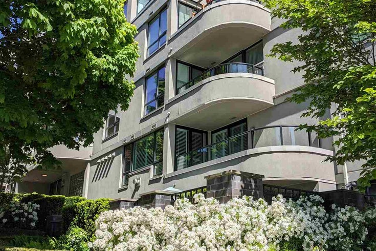 303 1330 JERVIS STREET - West End VW Apartment/Condo for sale, 2 Bedrooms (R2580487)