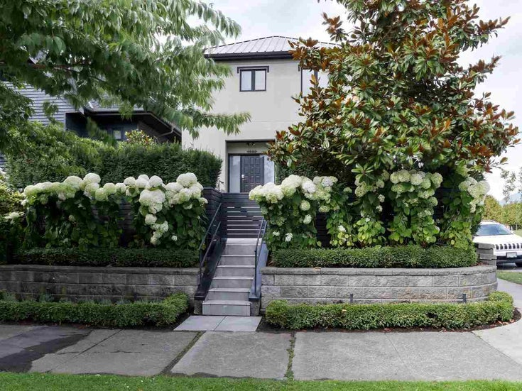1805 CREELMAN AVENUE - Kitsilano 1/2 Duplex for sale, 2 Bedrooms (R2580491)