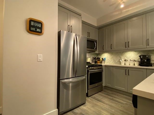 301 14605 MCDOUGALL DRIVE - King George Corridor Townhouse for sale, 2 Bedrooms (R2580597)
