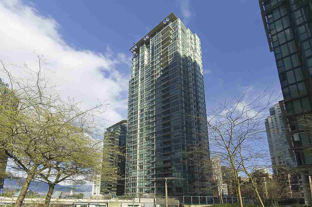 3002 1328 W PENDER STREET - Coal Harbour Apartment/Condo for sale, 2 Bedrooms (R2580622)