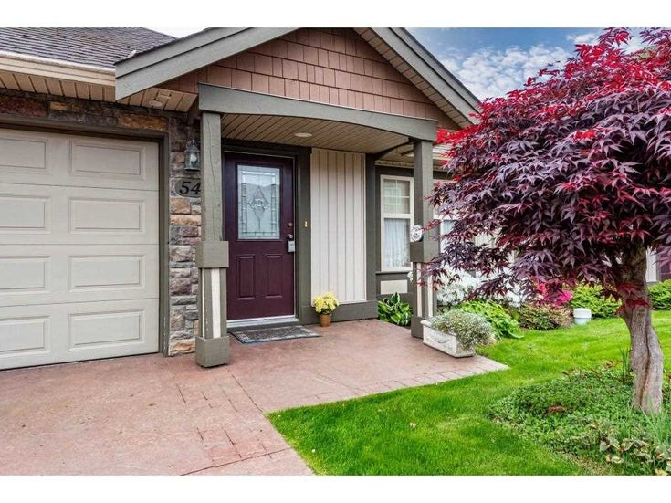 54 6887 SHEFFIELD WAY - Sardis East Vedder Rd Townhouse for sale, 3 Bedrooms (R2580662)
