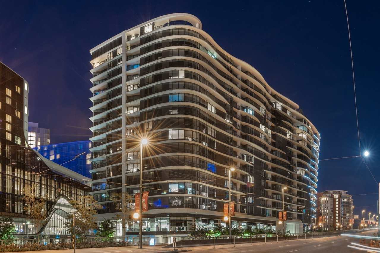 921 68 SMITHE STREET - Downtown VW Apartment/Condo for sale, 1 Bedroom (R2580676)