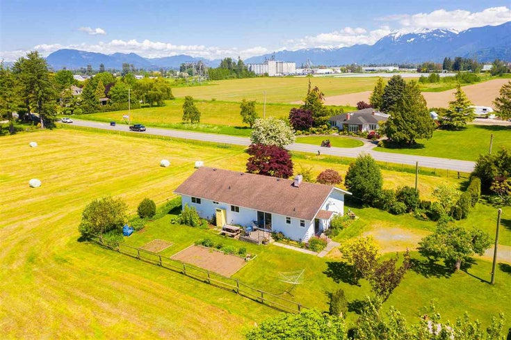 6033 LICKMAN ROAD - Greendale Chilliwack House with Acreage for sale, 3 Bedrooms (R2580695)