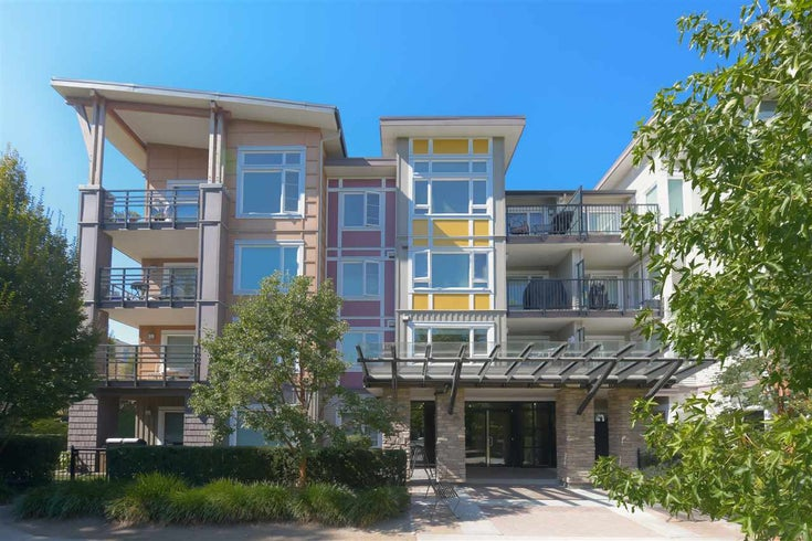310 13740 75A AVENUE - East Newton Apartment/Condo for sale, 1 Bedroom (R2580708)
