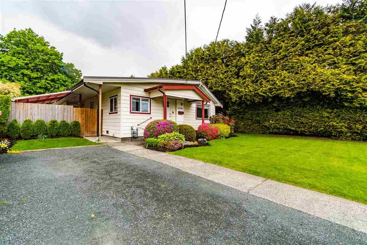 45740 VICTORIA AVENUE - Chilliwack N Yale-Well House/Single Family for sale, 3 Bedrooms (R2580728)
