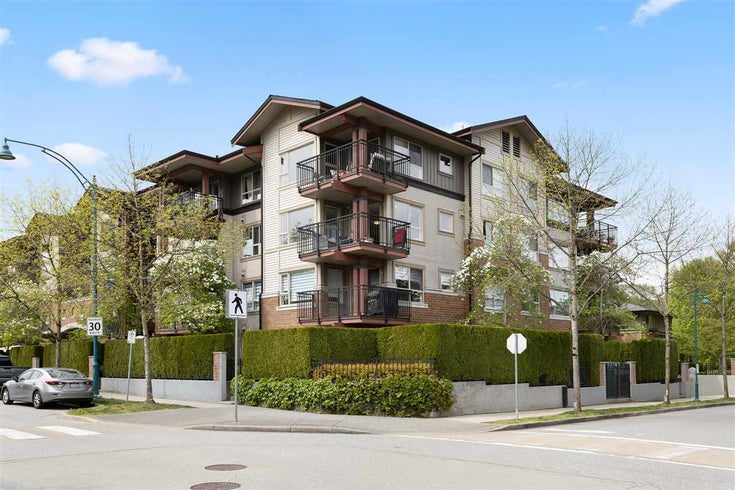 304 200 KLAHANIE DRIVE - Port Moody Centre Apartment/Condo for sale, 2 Bedrooms (R2580733)