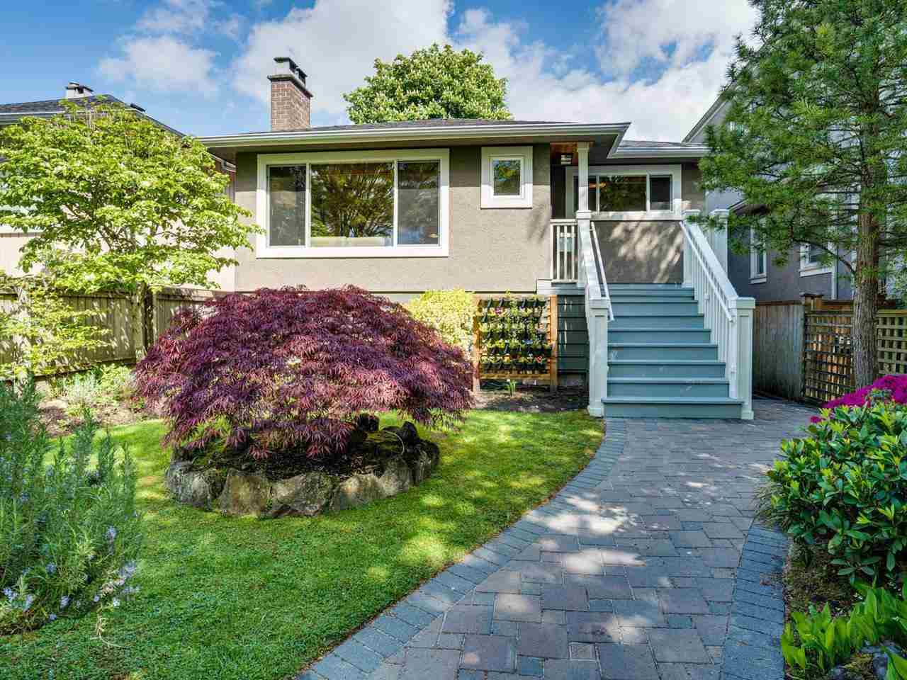 6368 LABURNUM STREET - Kerrisdale House/Single Family for sale, 4 Bedrooms (R2580780)