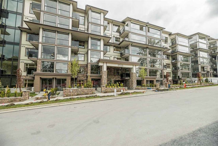 607 8538 203A STREET - Willoughby Heights Apartment/Condo for sale, 2 Bedrooms (R2580817)