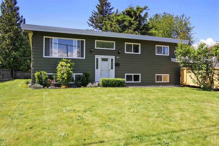 6955 CENTENNIAL DRIVE - Sardis East Vedder Rd House/Single Family for sale, 2 Bedrooms (R2580834)