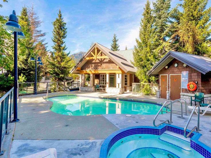 73 4388 NORTHLANDS BOULEVARD - Whistler Village Townhouse for sale, 2 Bedrooms (R2580863)