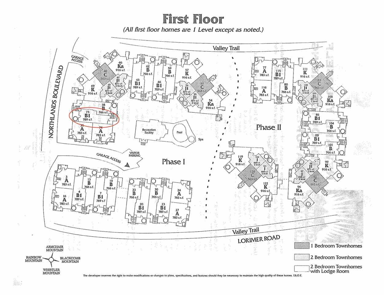 73 4388 NORTHLANDS BOULEVARD - Whistler Village Townhouse for sale, 2 Bedrooms (R2580863) - #19