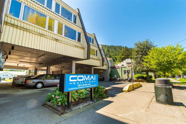 306 160 LILLOOET AVENUE - Harrison Hot Springs Apartment/Condo for sale, 2 Bedrooms (R2580869)