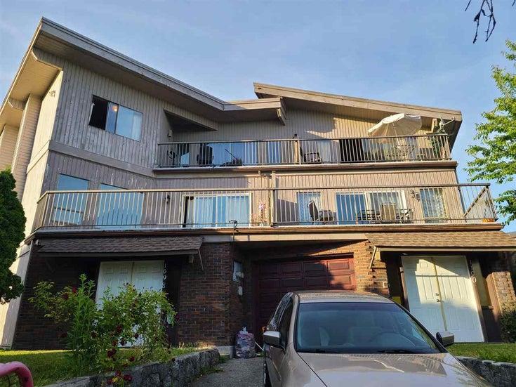 1098 1100 MARSDEN COURT - Simon Fraser Univer. Fourplex for sale, 13 Bedrooms (R2580904)