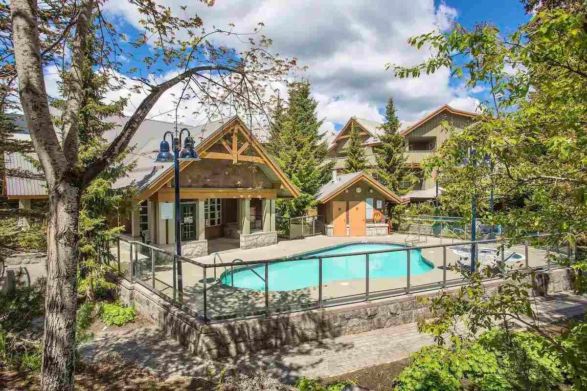 35 4388 NORTHLANDS BOULEVARD - Whistler Village Townhouse for sale, 2 Bedrooms (R2580909)