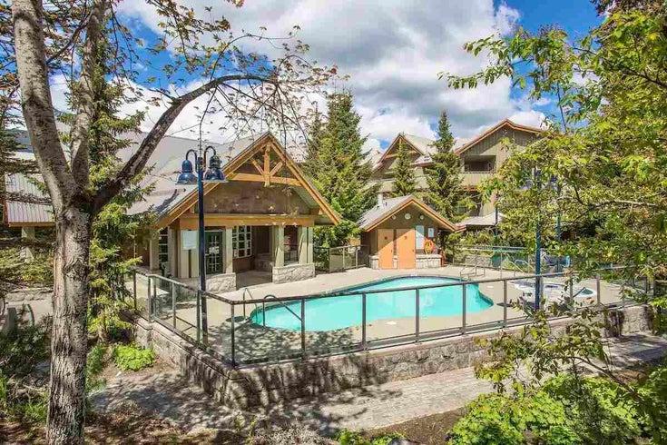 35 4388 NORTHLANDS BOULEVARD - Whistler Village Townhouse for sale, 2 Bedrooms (R2580909)