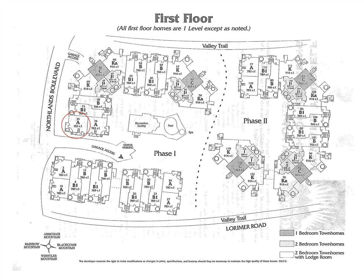 35 4388 NORTHLANDS BOULEVARD - Whistler Village Townhouse for sale, 2 Bedrooms (R2580909) - #14