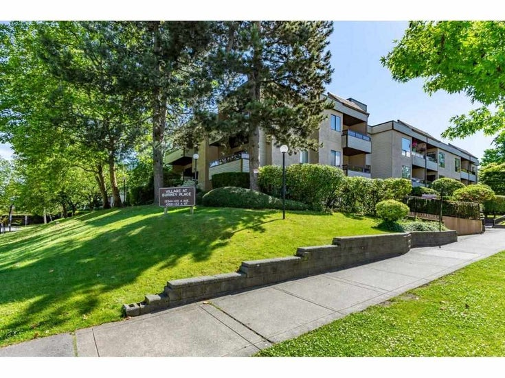 206 13344 102A AVENUE - Whalley Apartment/Condo for sale, 1 Bedroom (R2580984)
