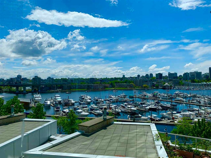 603 1099 MARINASIDE CRESCENT - Yaletown Apartment/Condo for sale, 2 Bedrooms (R2580994)