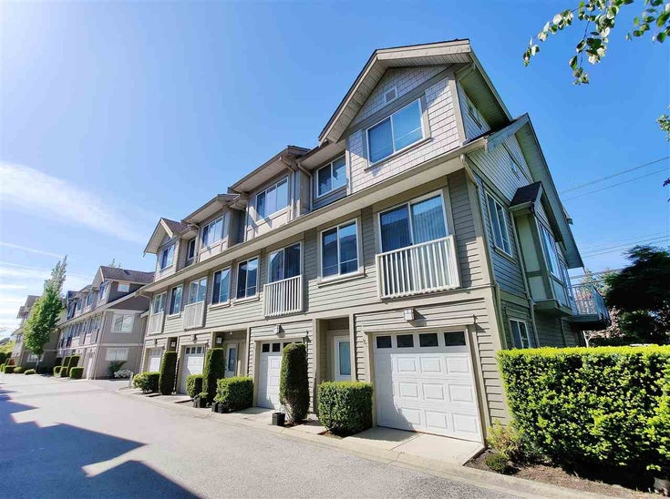 25 8080 FRANCIS ROAD - Saunders Townhouse for sale, 3 Bedrooms (R2581014)