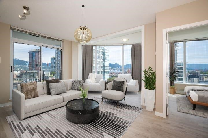 2207 58 KEEFER PLACE - Downtown VW Apartment/Condo for sale, 2 Bedrooms (R2581029)
