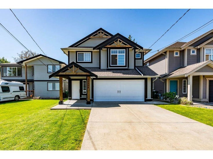 45504 WELLINGTON AVENUE - Chilliwack W Young-Well House/Single Family for sale, 5 Bedrooms (R2581035)