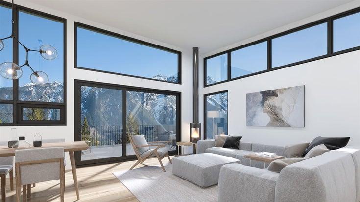 17 4000 SUNSTONE WAY - Pemberton 1/2 Duplex for sale, 3 Bedrooms (R2581040)