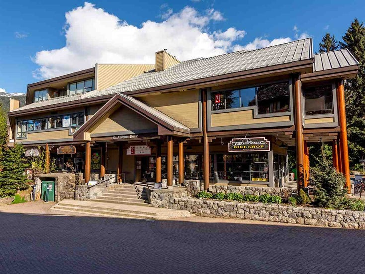 301 4433 SUNDIAL PLACE - Whistler Village Apartment/Condo for sale, 2 Bedrooms (R2581065)