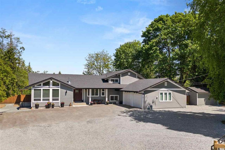 6601 264 STREET - County Line Glen Valley House with Acreage for sale, 4 Bedrooms (R2581131)