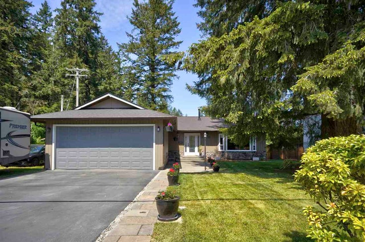 19605 36 AVENUE - Brookswood Langley House/Single Family for sale, 3 Bedrooms (R2581133)