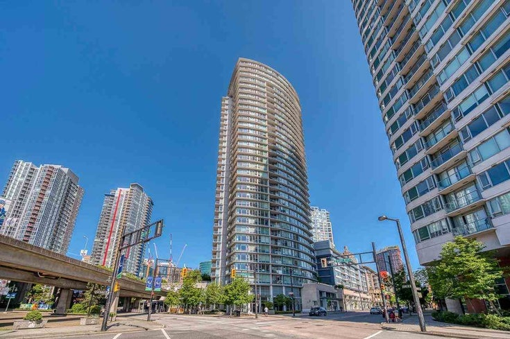 1205 689 ABBOTT STREET - Downtown VW Apartment/Condo for sale, 2 Bedrooms (R2581146)
